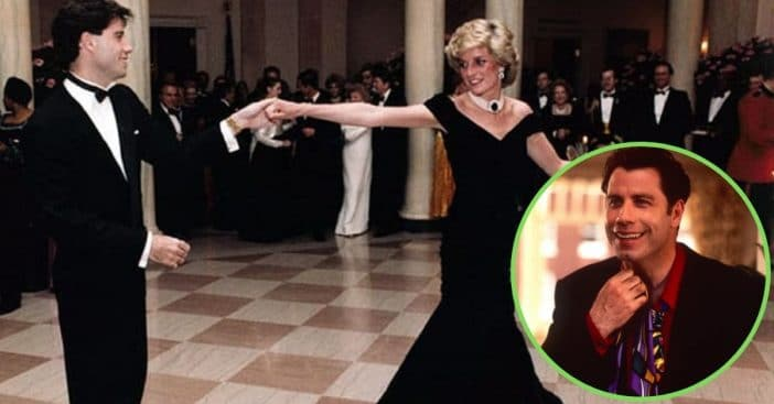 John Travolta Says Iconic Dance With Princess Diana Was All Her Idea