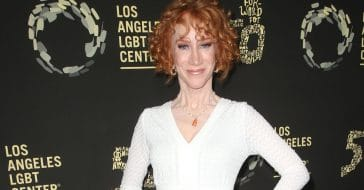 Kathy Griffin opens up about addiction, work, and her diagnosis
