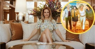 Kelly Preston did not share news of her diagnosis while filming