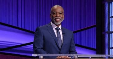 LeVar Burton as host of 'Jeopardy!'