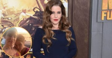 Lisa Marie Presley Seen In New Photo With Lookalike Daughter Riley Keough
