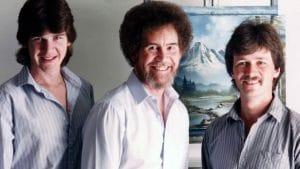 Steve Ross, Bob Ross, Dana Jester