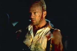 THE FIFTH ELEMENT, Bruce Willis