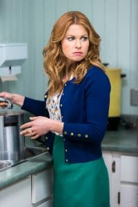 """Candace Cameron Bure discusses what might be considered """"insensitive"""" optics when promoting movies"""