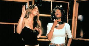 Mariah Carey pays tribute to Whitney Houston on her birthday