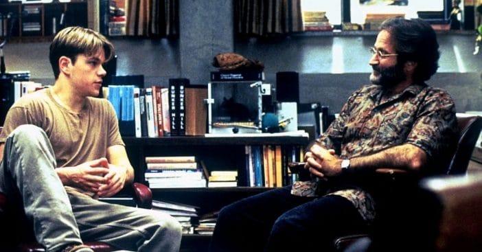 Matt Damon reveals favorite Robin Williams line in Good Will Hunting