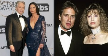Michael Douglas Opens Up About He And Catherine Zeta-Jones Sharing Home With His Ex