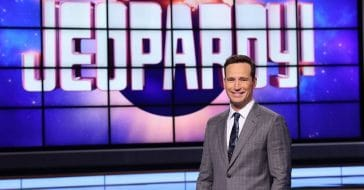 Mike Richards on 'Jeopardy!'