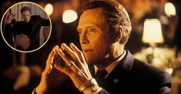 New Music Video Shows Christopher Walken Dancing In Over 50 Movies