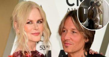 Nicole Kidman shares Keith Urban reaction to her sex scenes