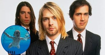 Nirvana Being Sued By The Baby From 'Nevermind' Album Cover