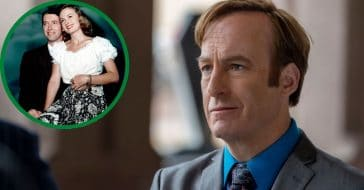 Odenkirk gets his own 'It's A Wonderful Life' comeback