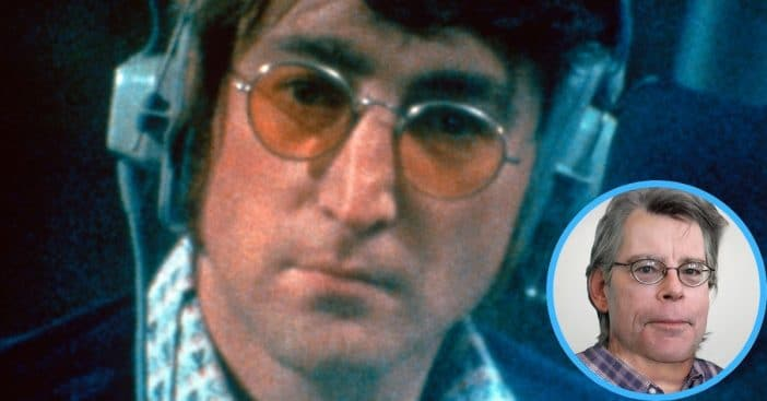 One theory says Chapman wasn't the real identity of the man who killed Lennon