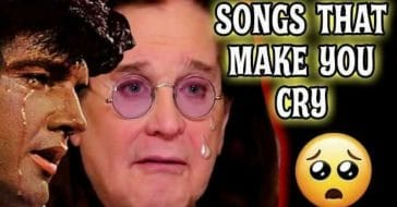 Our Top Saddest Songs That Will Make You Cry
