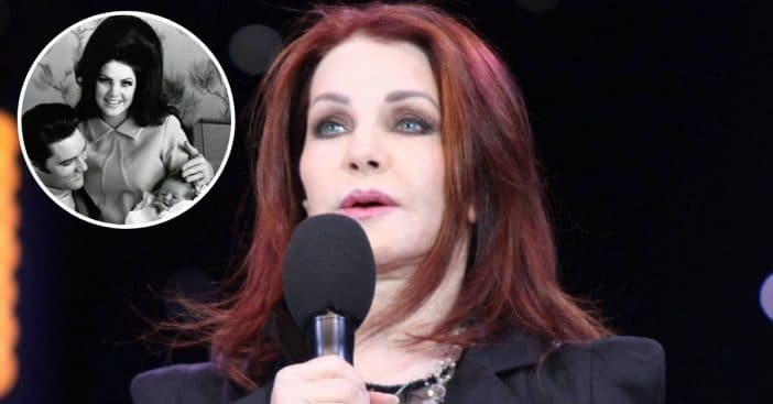 Priscilla Presley reveals how they named Lisa Marie