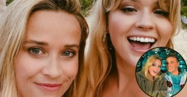 Reese Witherspoon's Daughter Ava Phillipe Looks Just Like Mom In New Photo With Boyfriend