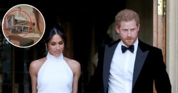 See first glimpse of Meghan Markle Prince Harry daughter Lilibet