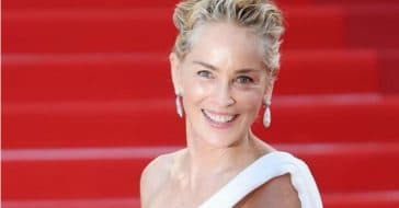 Sharon Stone weighs in