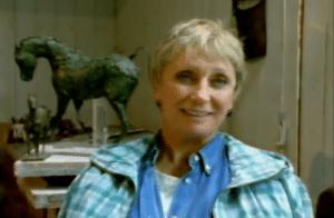 Shirley Watts, born Shirley Ann Shepherd
