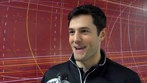 Sportscaster Alex Faust
