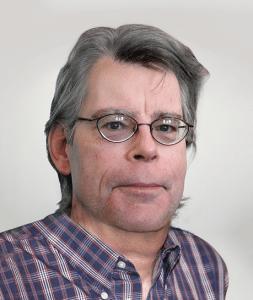 Stephen King, horror author