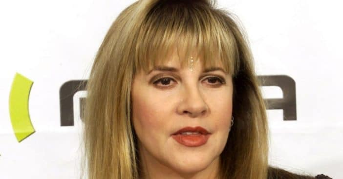 Stevie Nicks opens up about past drug addictions