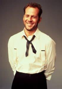 MOONLIGHTING, Bruce Willis