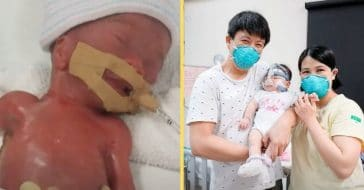 The 'Smallest Baby At Birth' Is Finally Home After 13 Months In The Hospital