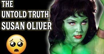 The Untold Truth Of Late Actress And Aviator, 'The Green Girl' Susan Oliver