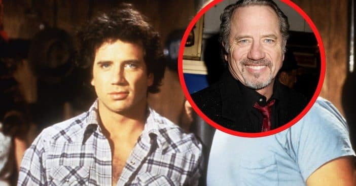 Tom Wopat then and now