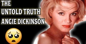 The untold truth about Angie Dickinson