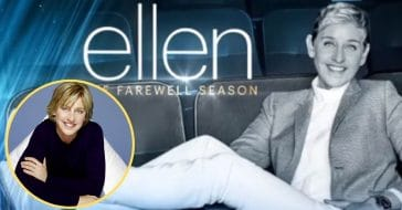 WATCH The 'Ellen DeGeneres Show' Farewell Season Promo Is Here