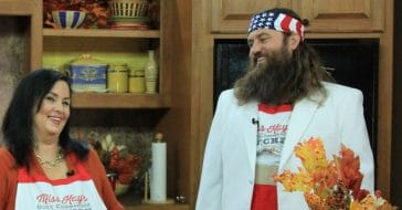Willie Robertson gives an update on his mom Kay