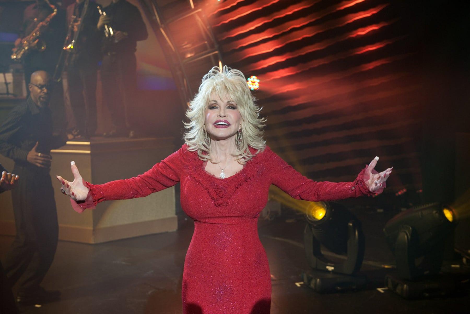 JOYFUL NOISE, Dolly Parton, 2012