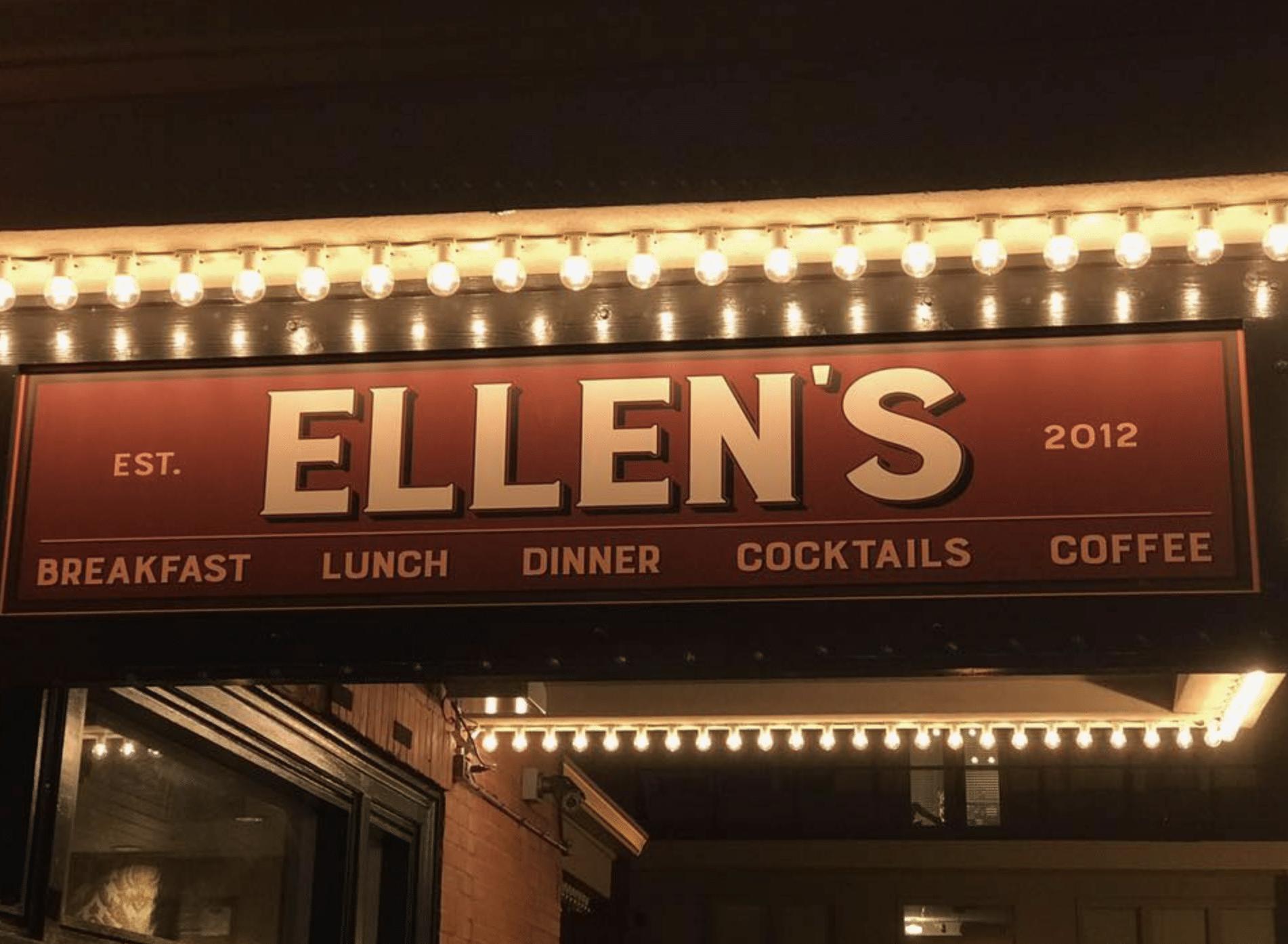ellen's restaurant