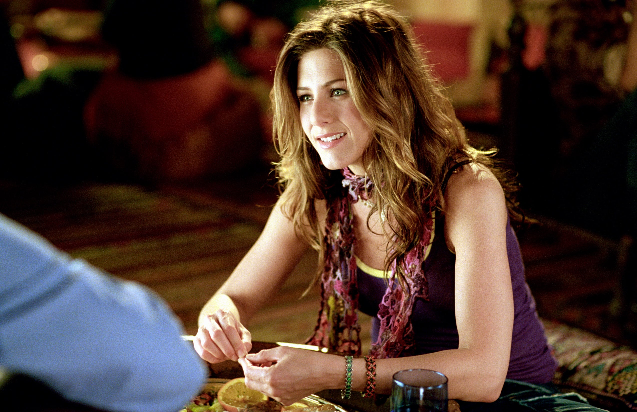 ALONG CAME POLLY, Jennifer Aniston, 2004