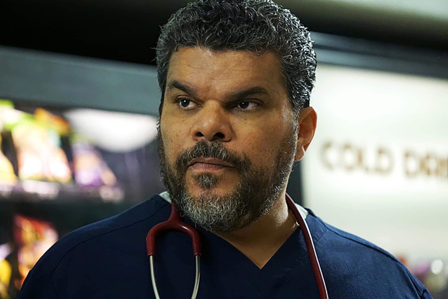 CODE BLACK, Luis Guzman in 'Pre-Existing Conditions'