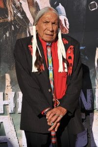"""Saginaw Grant at the world premiere of his new movie """"The Lone Ranger"""""""