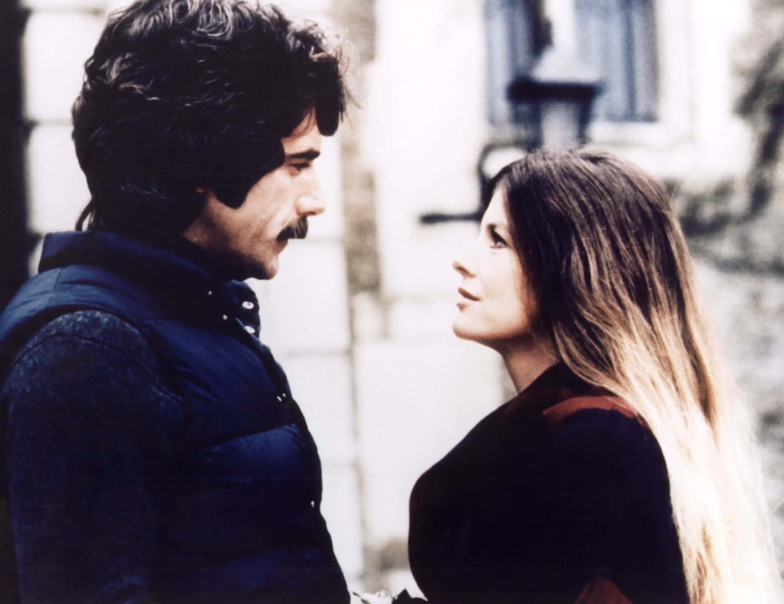 THE LEGACY, from left: Sam Elliott, Katharine Ross, 1978
