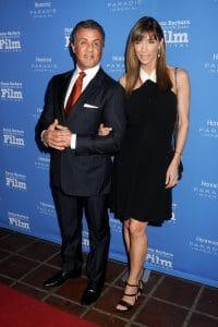 Sylvester Stallone, Jennifer Flavin Stallone