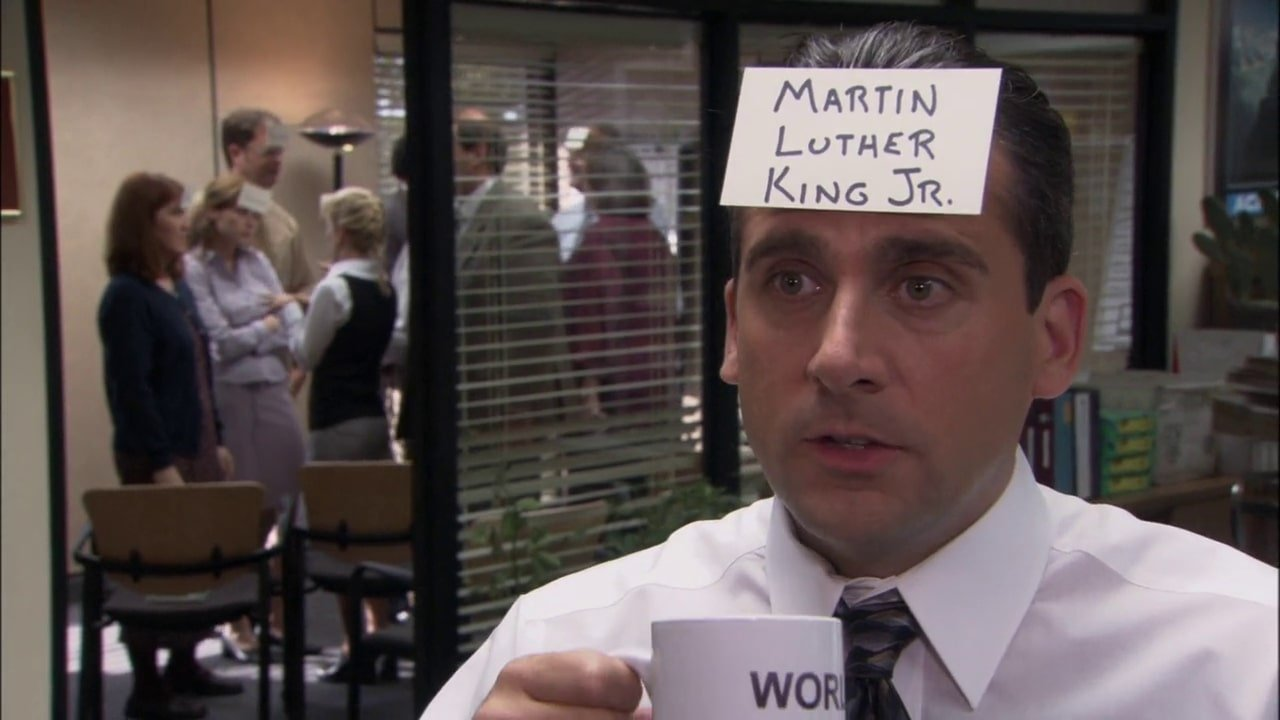 diversity day episode of the office