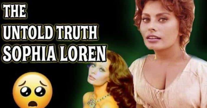 the untold truth of sophia loren