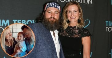 'Duck Dynasty' Star Korie Robertson's Granddaughter Gets First Trip To Waffle House