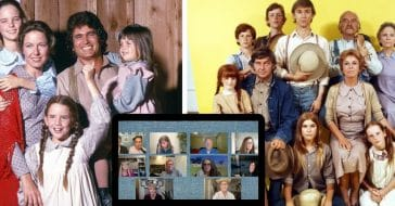 'The Waltons' & 'Little House On The Prairie' Casts Face Off On 'Stars In The House'