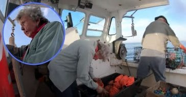 101-Year-Old Maine Woman Named Oldest Lobster Fisher In The State