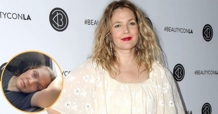 46-Year-Old Drew Barrymore Is Ageless And Glowing In No-Makeup Selfie
