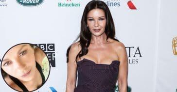 51-Year-Old Catherine Zeta-Jones Looks Youthful In Stunning 'Saturday Selfie'