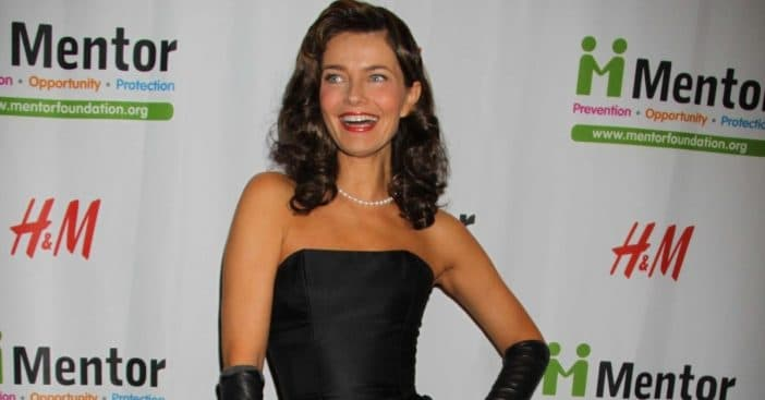 56-Year-Old Model Paulina Porizkova Shares Her Top Dieting Tips