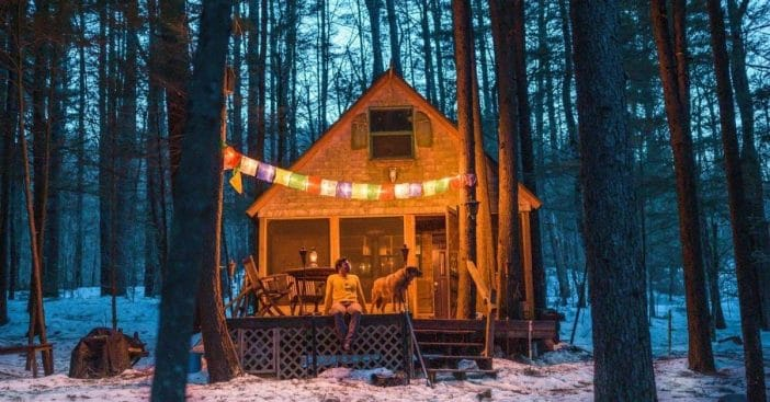 An example of cabin life