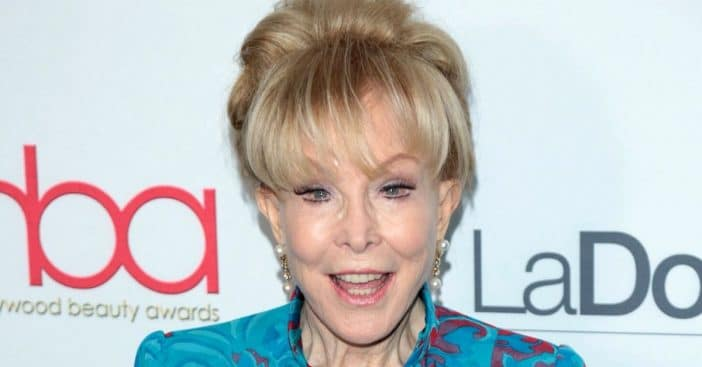 Barbara Eden says she still feels young at 90
